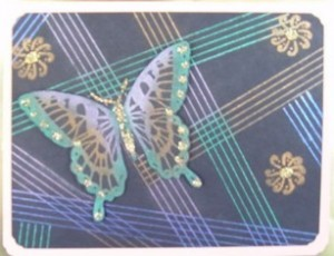 Swallowtail & Lines